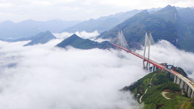 China Highest Bridge