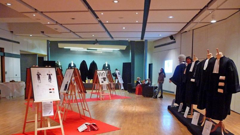 Le travail de tous les concurrents a été exposé à Marseille. © Alexis Gouverneur
