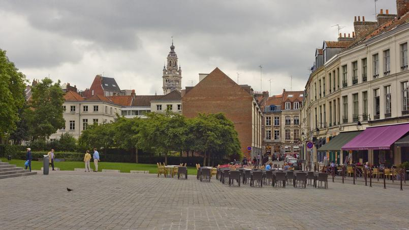 C'est à Lille que l'État a réalisé sa plus grosse vente de terrains publics, en 2016