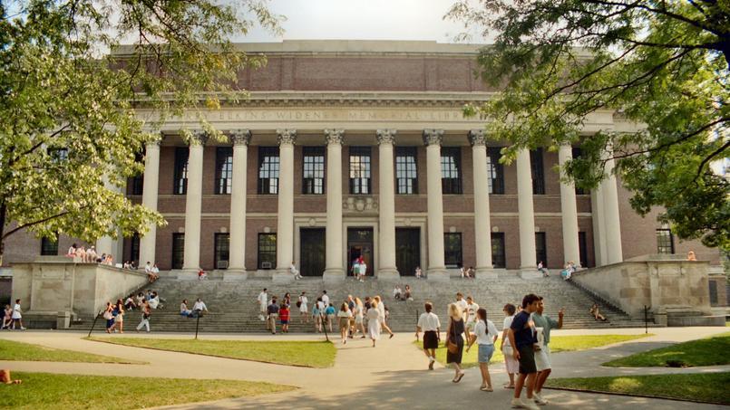 Harvard rencontres étudiants