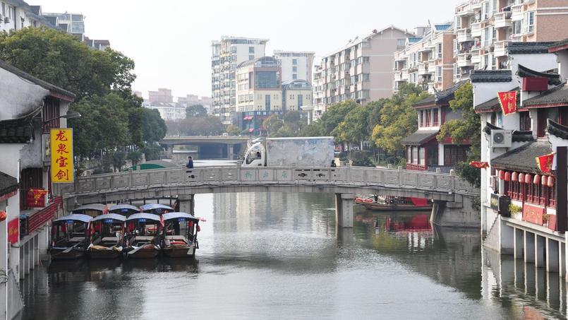 "Shanghai. Crédit: Flickr/ <a href=""https://www.flickr.com/photos/12587661@N06/"" target=""_blank"">Michael Gwyther-Jones</a>"
