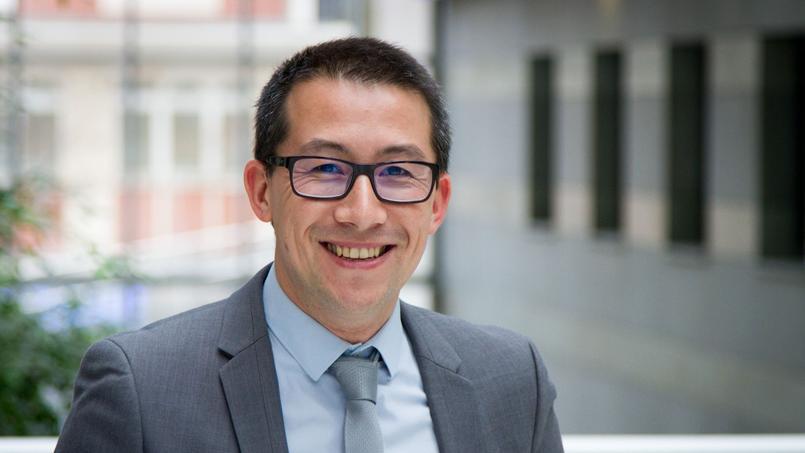 Sébastien Tran quitte son poste de directeur-adjoint de l'ISC Paris pour prendre la tête de l'EMLV. (c) Jonathan Riquier pour l'EMLV