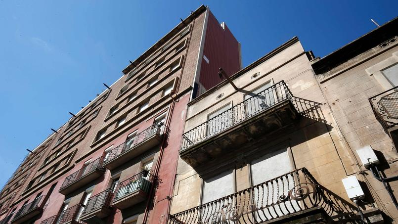 SPAIN-BARCELONA-REAL-ESTATE-CRIME