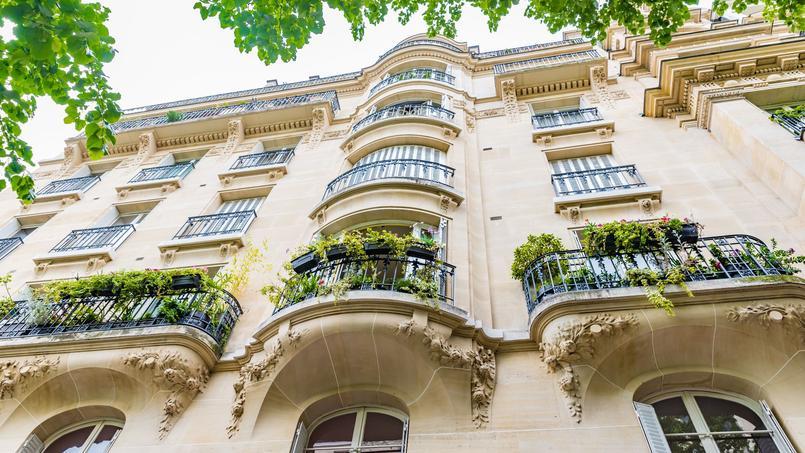 À Paris, un 6e étage se vend 19% plus cher qu\'un rez-de-chaussée
