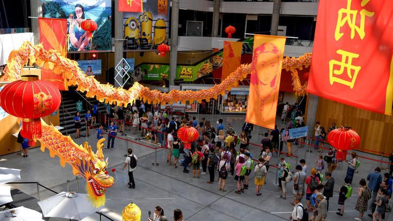 emploi etudiant+festival+montreal