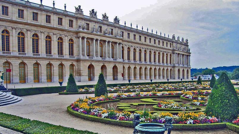 À la découverte de la salle du Congrès du château de Versailles - Figaro  Immobilier