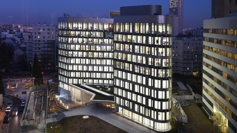 Un immeuble de bureaux si high tech qu on peut même ouvrir les