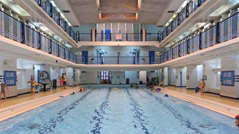 piscine les Amiraux 6 rue Hermann Lachapelle