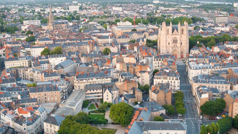 Photo d'illustration de Nantes.