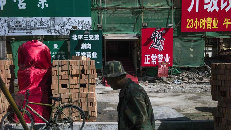 CHINA-SOCIAL-URBAN-PLANNING