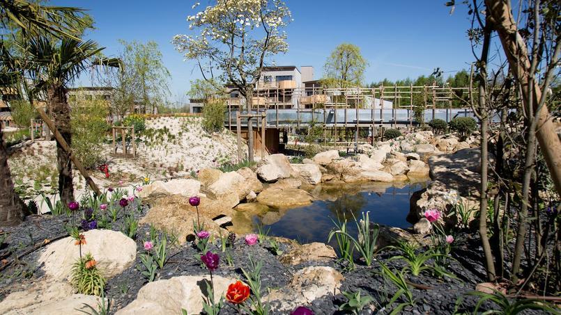 Visitez Villages Nature Paris Le Projet Lance Par Disney Et Center