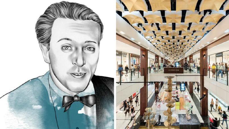 cinq choses savoir sur le p re du centre commercial en france. Black Bedroom Furniture Sets. Home Design Ideas