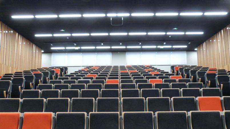 Le grand amphithéâtre - © Aude Bariéty