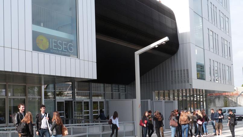 L'entrée du nouveau bâtiment - © Aude Bariéty