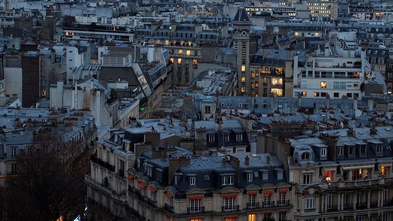 La hausse des prix, s'est notamment amplifiée à Paris.