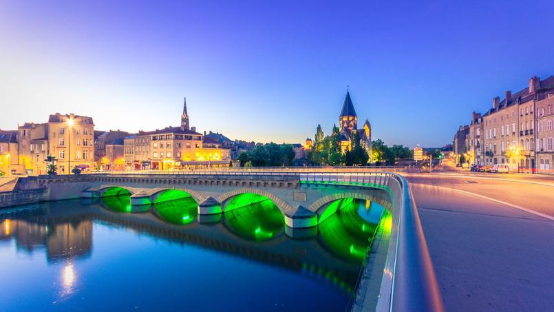 La ville de Metz en Moselle a vu sa taxe foncière augmenter de 10,47% entre 2016 et 2017.