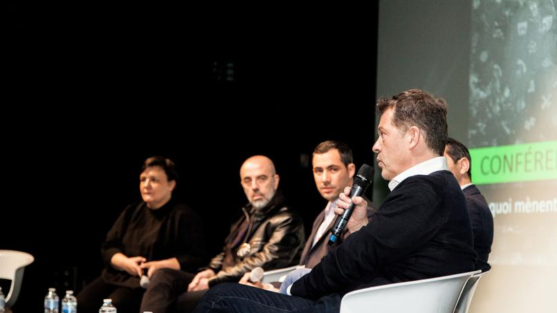 Écoles de design, de cinéma, de mode: les conférences sont l'occasion de poser vos questions.