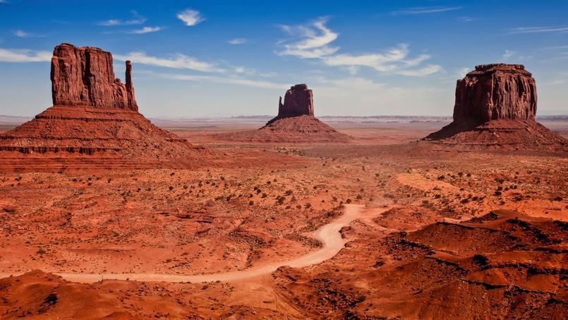 C'est ici dans le désert de l'Arizona que Bill Gates envisage de construire sa «ville intelligente»