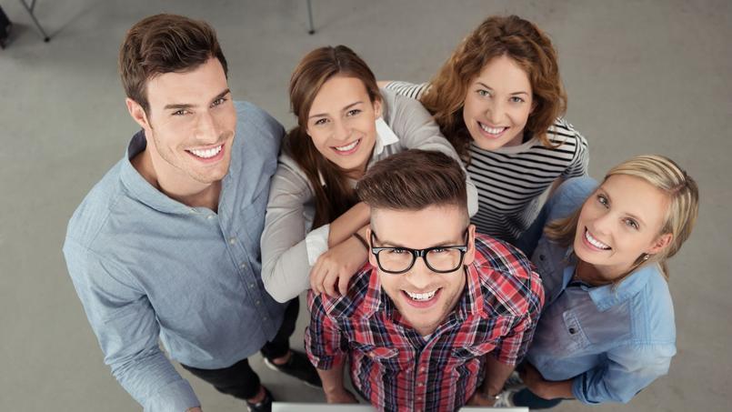 Les étudiants en école de commerce sont (très) optimistes pour leur avenir 7073cd54d9a2