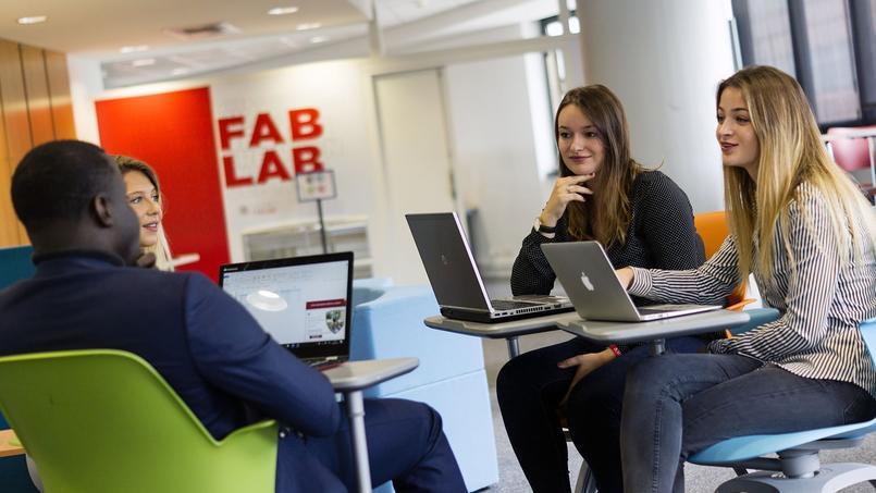 Comment Integrer Une Ecole De Commerce Apres Le Bac Le Figaro