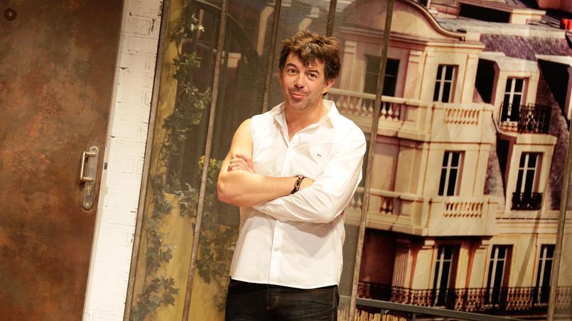 Au théâtre, Stéphane Plaza a joué la pièce «A gauche en sortant de l'ascenseur» mais dans la vie, il a acheté un appartement sans ascenseur au mépris de ses conseils d'agent immobilier.