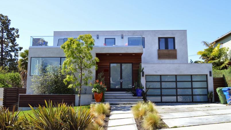 Une villa à Los Angeles