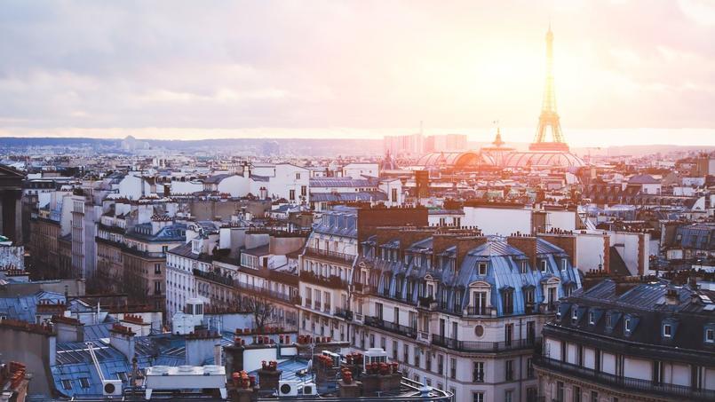 Paris crève les plafonds de prix de vente