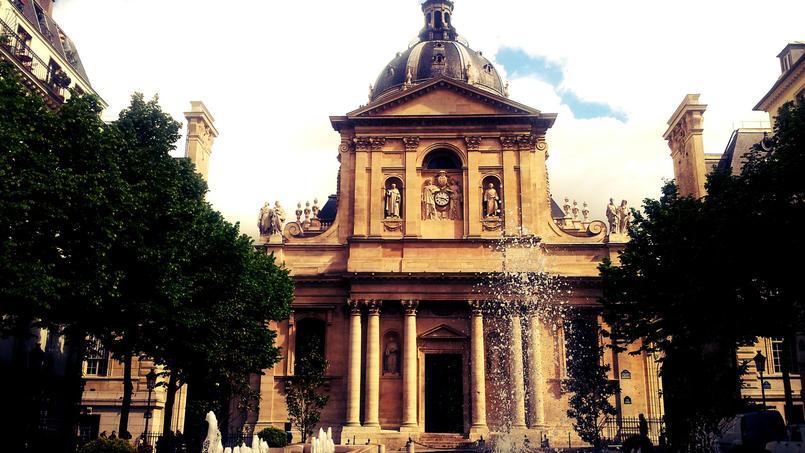 université langues paris