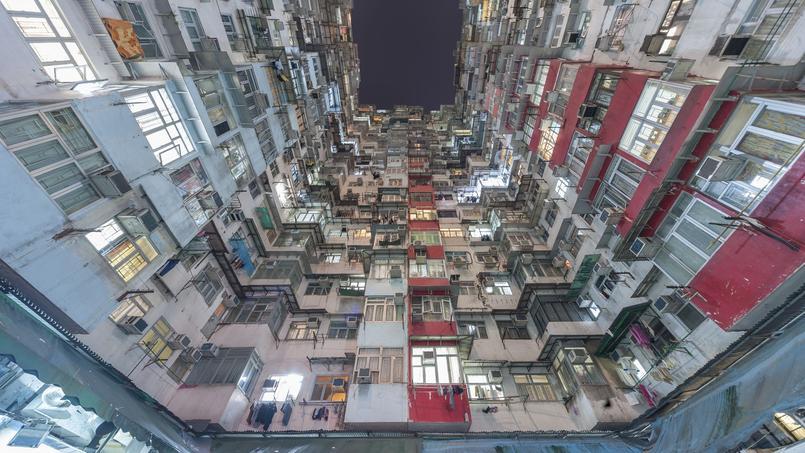 hong kong un projet de villes dortoirs pour r soudre la crise du logement. Black Bedroom Furniture Sets. Home Design Ideas