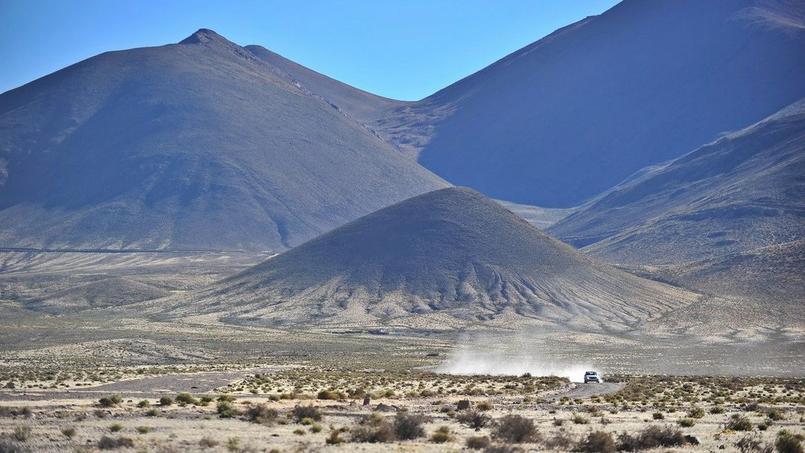 Certains de ces plateaux montent jusqu'à 5000 mètres d'altitude.