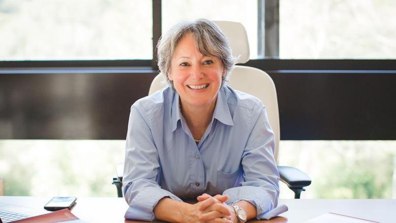 Alice Guilhon, directrice générale de Skema BS, vient d'être élue présidente du chapitre des écoles de management de la CGE.