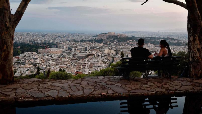 GREECE-TOURISM-LIFESTYLE