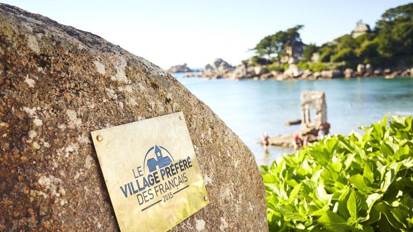 En Bretagne, un village et sa plage qui font rêver les vacanciers