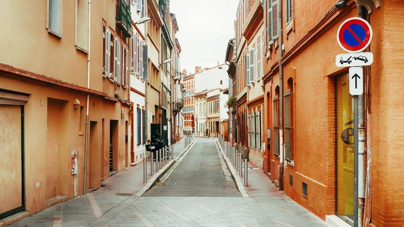 Une rue de Toulouse. (photo d'illustration)