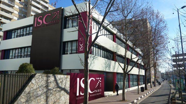 L'ISC Paris est la seule école du concours Atout+3 située à Paris intramuros.