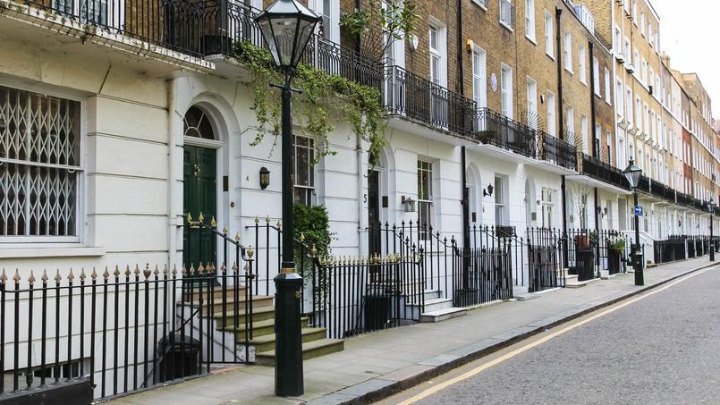 L'effet du Brexit se fait déjà sentir sur les prix immobiliers à Londres