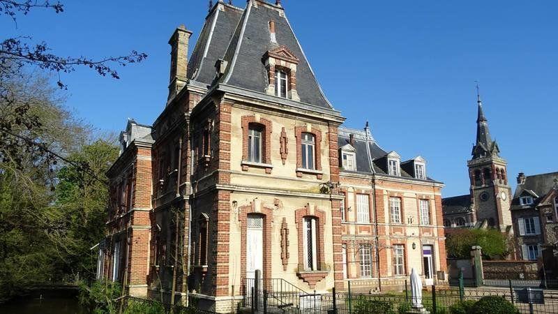 Le «Petit château de Navarre», à Évreux