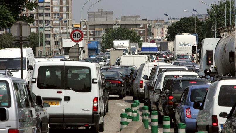 Le périphérique est emprunté chaque jour par 1,2 million de véhicules