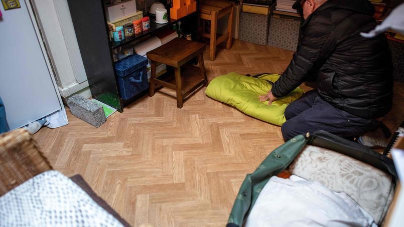 Ce logement de 0,9 m² est loué 250 euros par mois