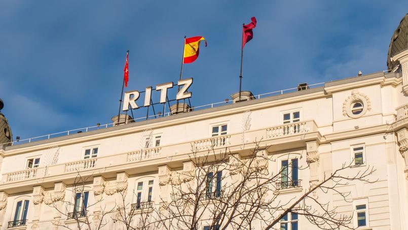 L'hôtel du Ritz à Madrid (photo d'illustration)