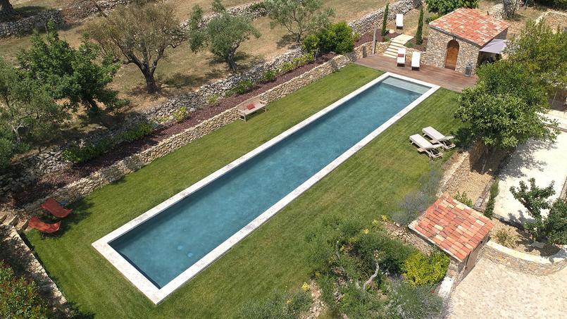 Trophée d'or de la catégorie «couloir de nage» (21m x 3,5m pour une profondeur de 1,2 à 1,4m).