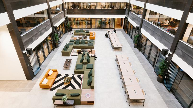 Le coworking une tendance qui fait bouger l immobilier de bureaux