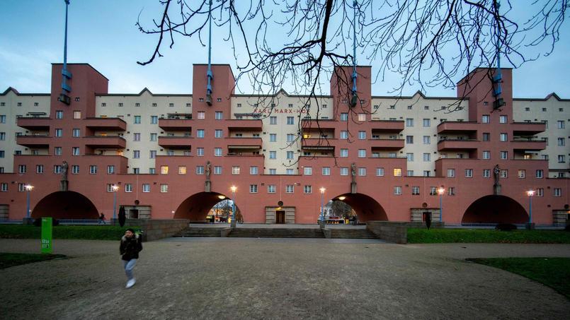 AUSTRIA-SOCIAL-HOUSING
