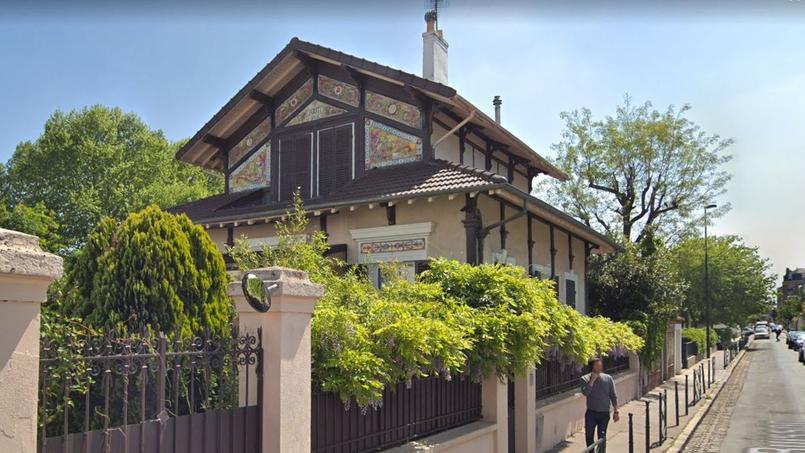 Le pavillon Haïti-Hawaï à La Garenne-Colombes (92)
