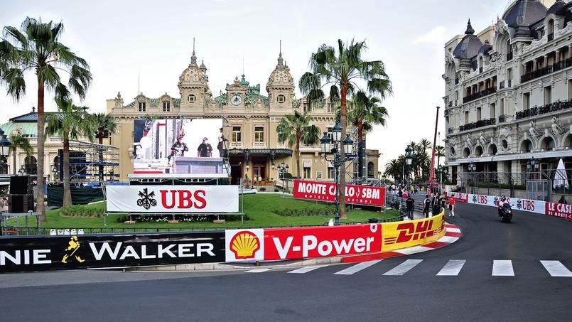 Les terrasses se louent à prix d'or pendant le Grand Prix de Formule 1 de Monaco