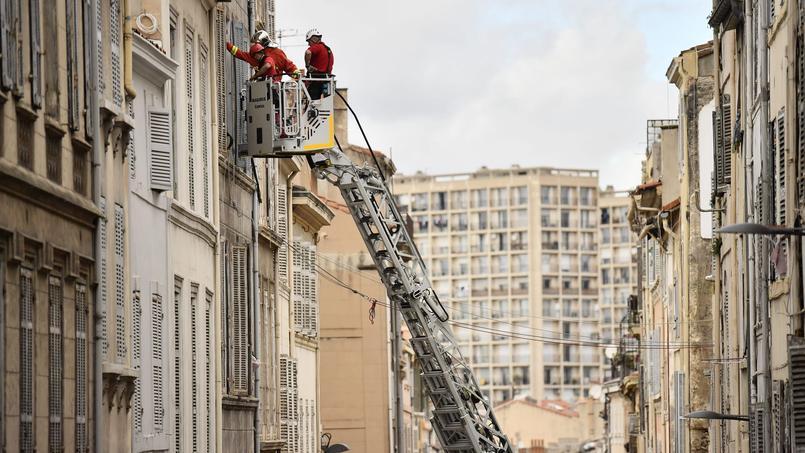 Marseille : plus de 20% des sinistrés ont pu récupérer leur logement