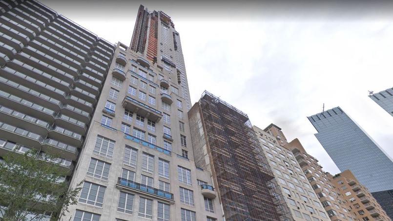 L'immeuble du 220 Central Park South abrite l'appartement le plus cher des États-Unis