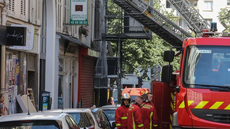 35 personnes ont été évacuées à la suite d'un violent incendie dans le XIe arrondissement de Paris.