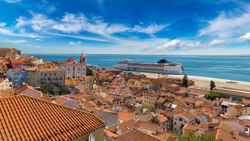 À Lisbonne, les prix immobiliers peuvent grimper jusqu'à 5000 euros le m²
