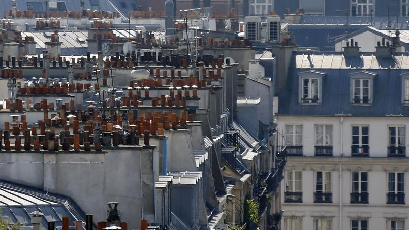 Airbnb propose plus de 60.000 logements à la location à Paris.